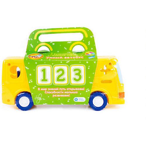 """Развивающая игрушка-сортер Mommy Love-electronic """"Умный автобус"""" от Mommy Love"""