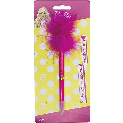 Ручка Barbie, с перьями от Seventeen