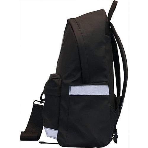 Рюкзак со светящимся элементом - черный джинсовый от Seventeen