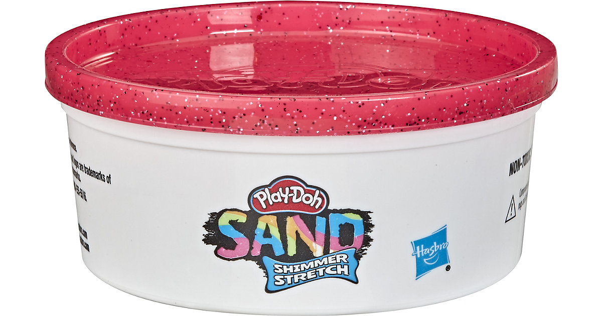 Play-Doh Sandknete SHIMMER STRETCH 170 g, sortiert