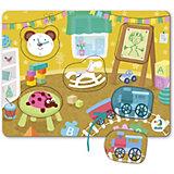 Пазл-сортер Dodo Детская комната