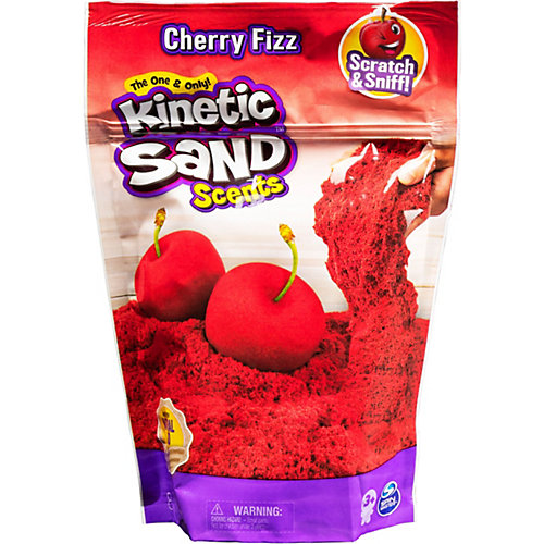 Набор для лепки Kinetic Sand Кинетический песок, ароматизированный от Spin Master