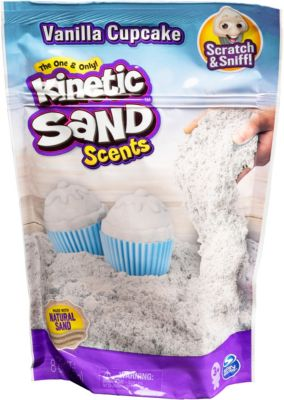 Набор для лепки Kinetic Sand Кинетический песок, ароматизированный