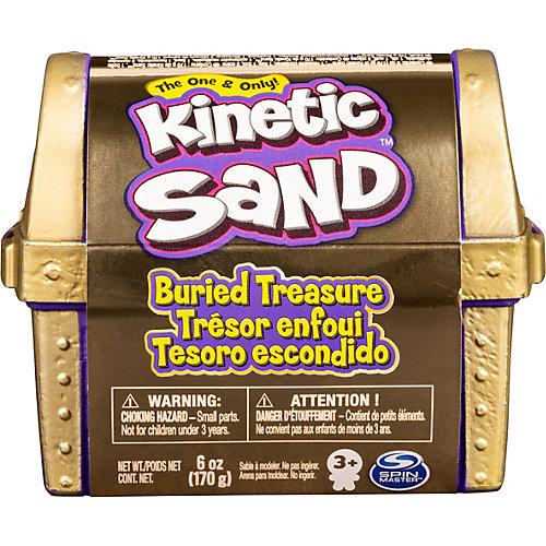 Hабор для лепки Kinetic Sand Сундучок от Spin Master