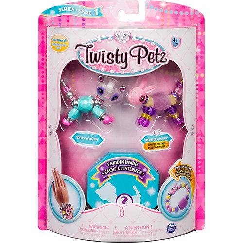 Фигурки-трансформеры Twisty Petz, 3 шт от Twisty Petz