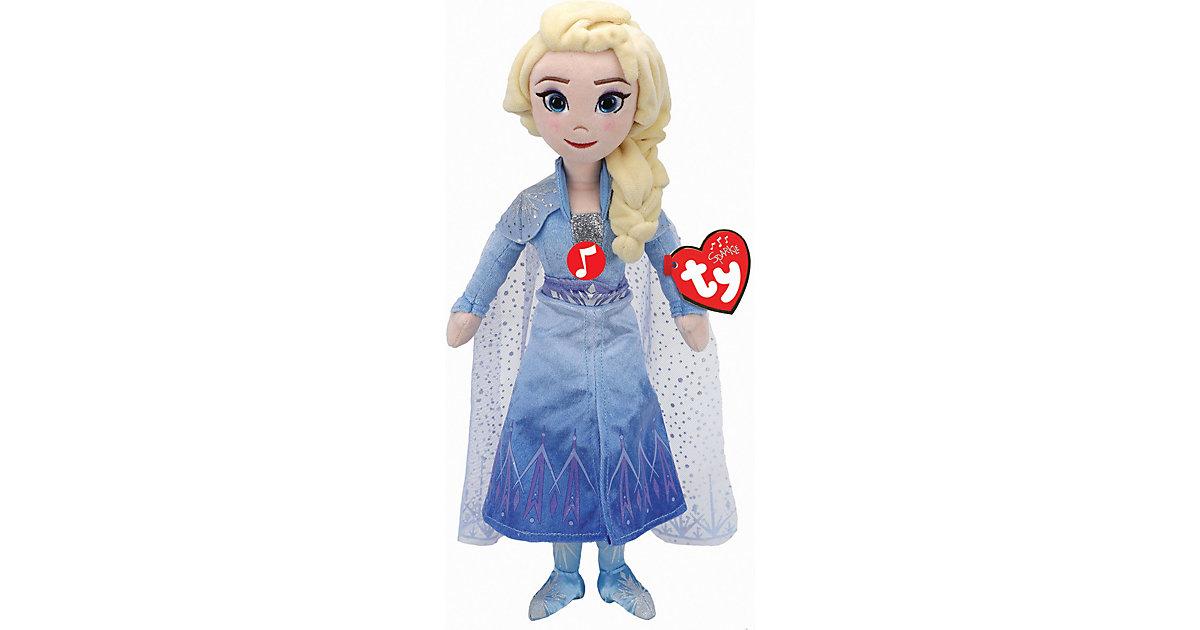 Elsa mit Sound gelb