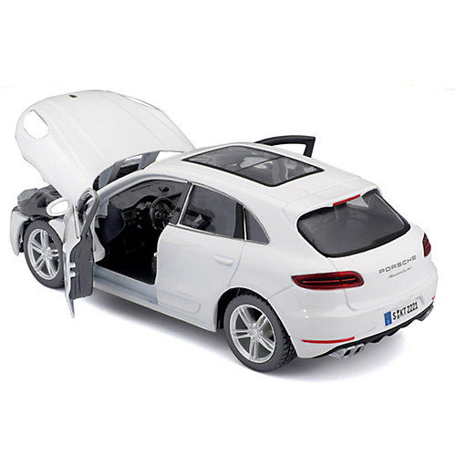 Машина Bburago Porsche Macan Collezione, 1:24 от Bburago