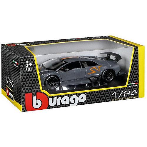 Машина Bburago Murcielago LP 670-4 SV, 1:24 от Bburago