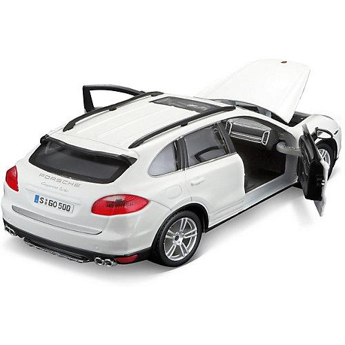 Машина Bburago BB Porsche Cayenne Turbo, 1:24 от Bburago