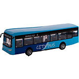 Автобус Bburago Long city bus, 1:43
