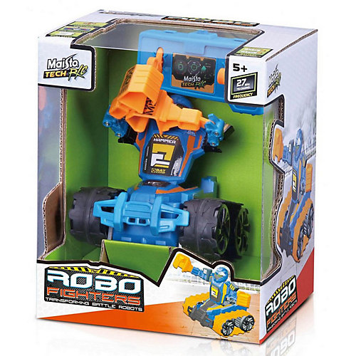 Радиоуправляемый робот-боец Maisto Robo fighters от Maisto