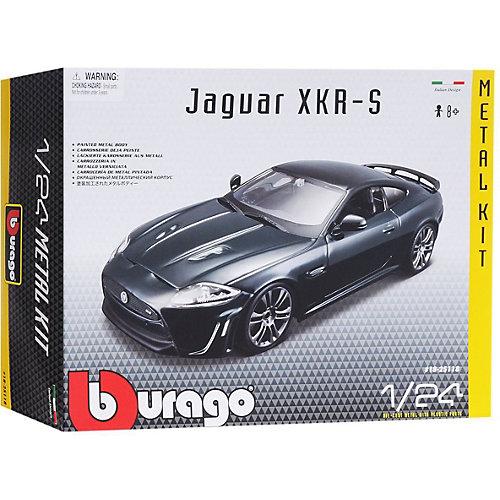 Модель для сборки Bburago Jaguar XKR-S, 1:24 от Bburago