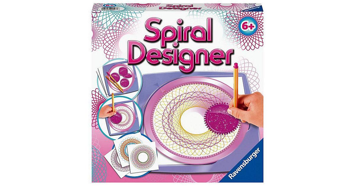 Spiral Designer Girls