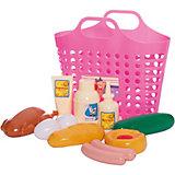Игровой набор Стром «Продуктовая корзинка», 12 предметов