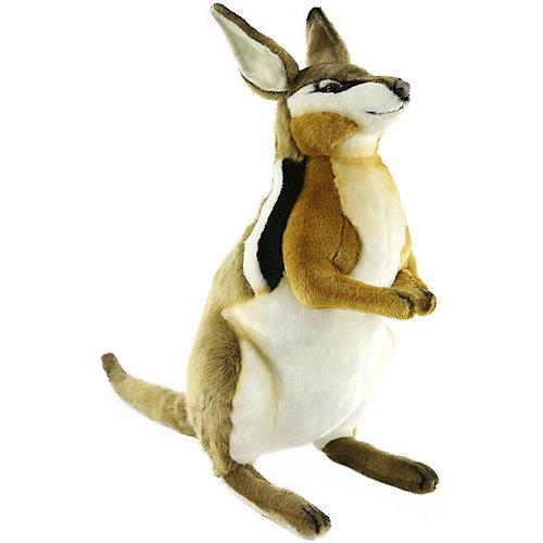 Мягкая игрушка Hansa, Луннокоготный валлаби, 40 см от Hansa