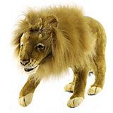 Мягкая игрушка Hansa, Лев стоящий, 75 см