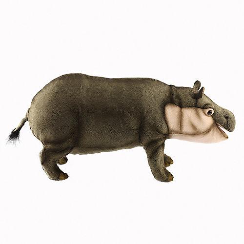 Мягкая игрушка Hansa, Бегемот, 60 см от Hansa