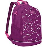 Рюкзак школьный Grizzly Звезды