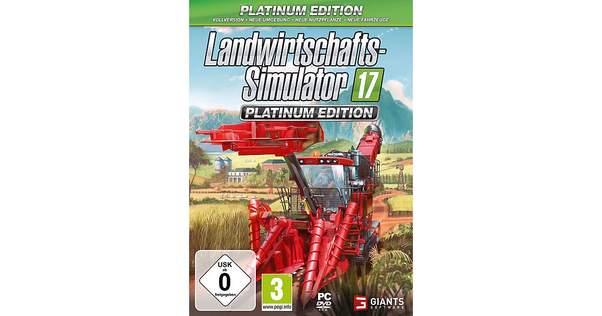 PC Landwirtschafts-Simulator 17 Platinum Edition