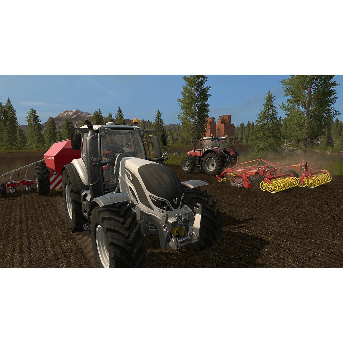pc landwirtschaftssimulator 17 platinum edition ak