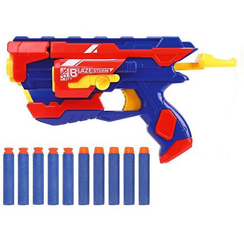 Бластер Наша Игрушка с мягкими пулями от Наша Игрушка
