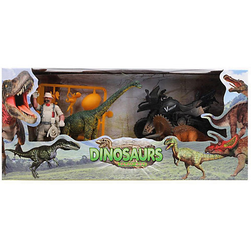 Игровой набор Наша Игрушка Доисторический парк от Наша Игрушка