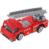 Машина Наша Игрушка Пожарная бригада, 1:64