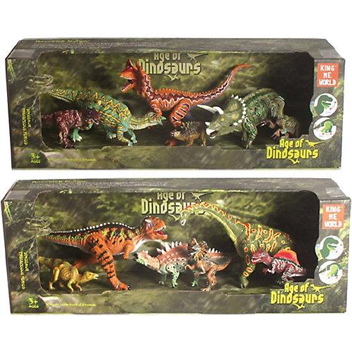 Игровой набор Наша Игрушка Динозавры от Наша Игрушка