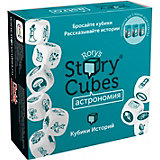 """Настольная игра Rory's Story Cubes """"Кубики историй. Астрономия"""""""