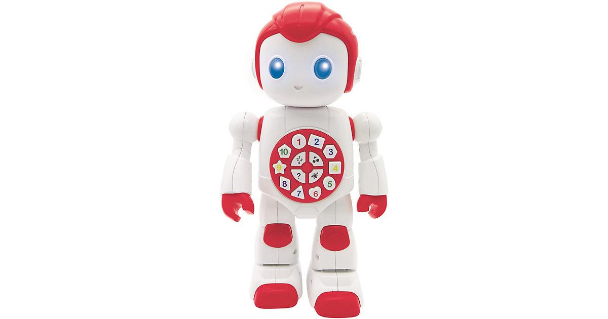 Powerbaby Lernroboter orange/weiß