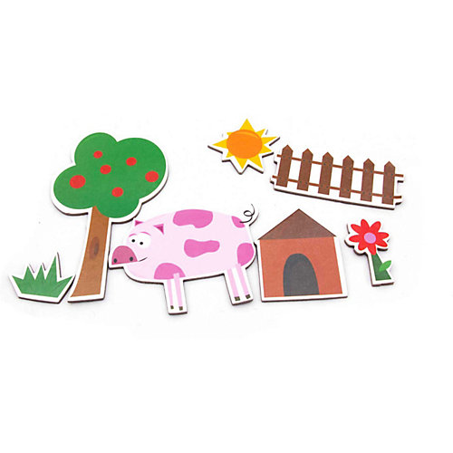 Магнитная игра The Purple Cow Мир домашних животных от The Purple Cow