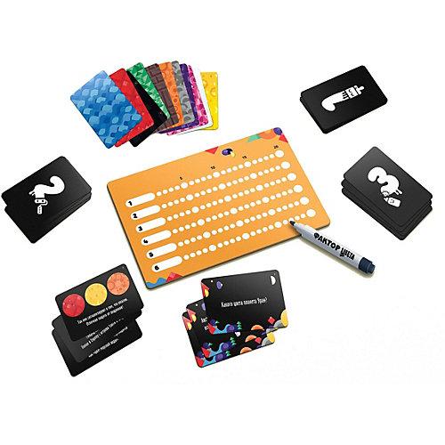 Настольная игра Cosmodrome Games Фактор цвета от Cosmodrome Games