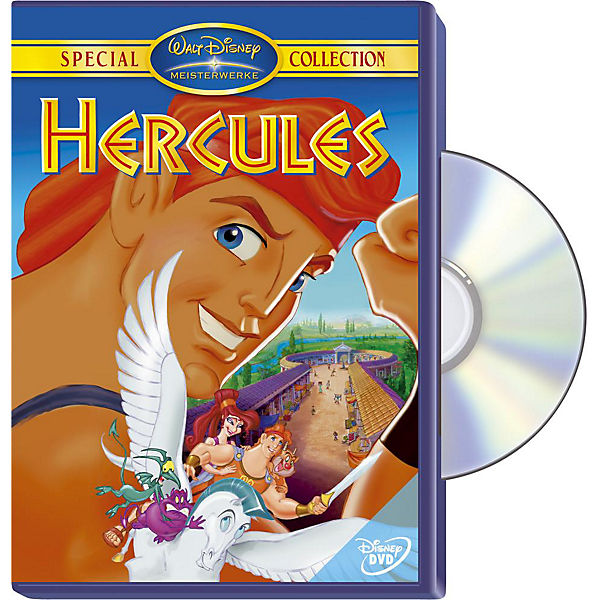 DVD Hercules (Special Collection)