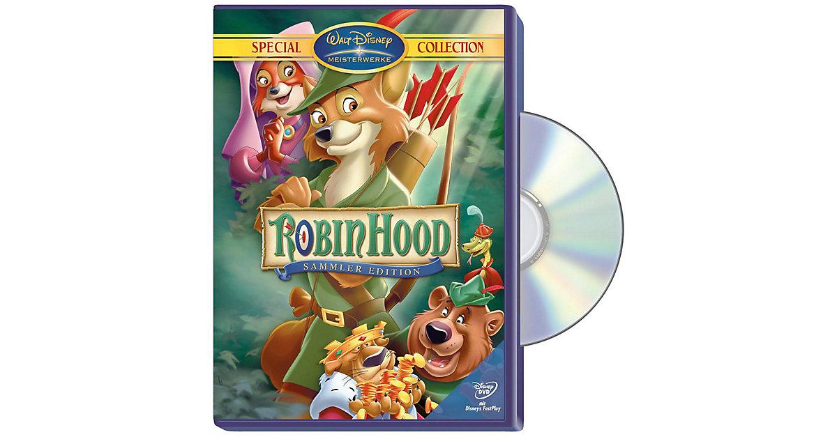 DVD Disneys Robin Hood