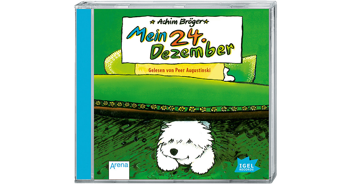 Mein 24. Dezember, Audio-CD Hörbuch
