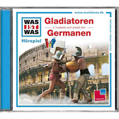 Was ist Was 21 - Gladiatoren/Germanen