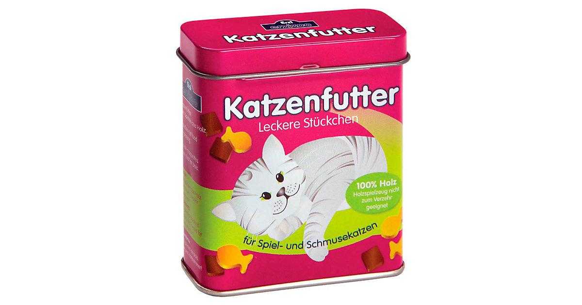 Foto 3 Spiellebensmittel Katzenfutter