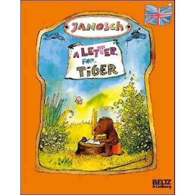 A Letter for Tiger/Post für den Tiger, engl. Ausgabe