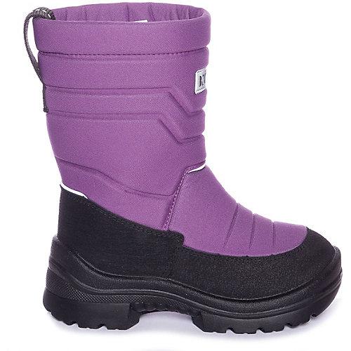Утепленные сапоги Bjorka - фиолетовый от BJÖRKA
