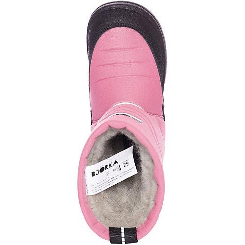 Утепленные сапоги Bjorka - розовый от BJÖRKA