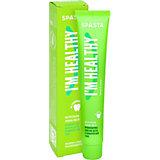 """Натуральная зубная паста Spasta I am healthy """"Профилактика болезни десен и комплексный уход"""", 90 мл"""