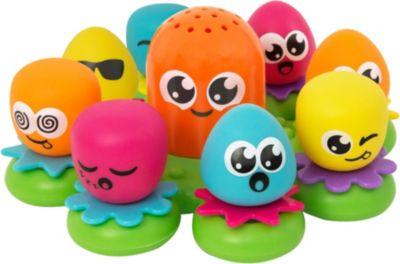 Badespielzeug Baby Hilfreich Wasserspielzeug Okto Plantschis