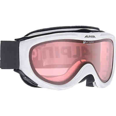 Skibrille Freespirit  Q white