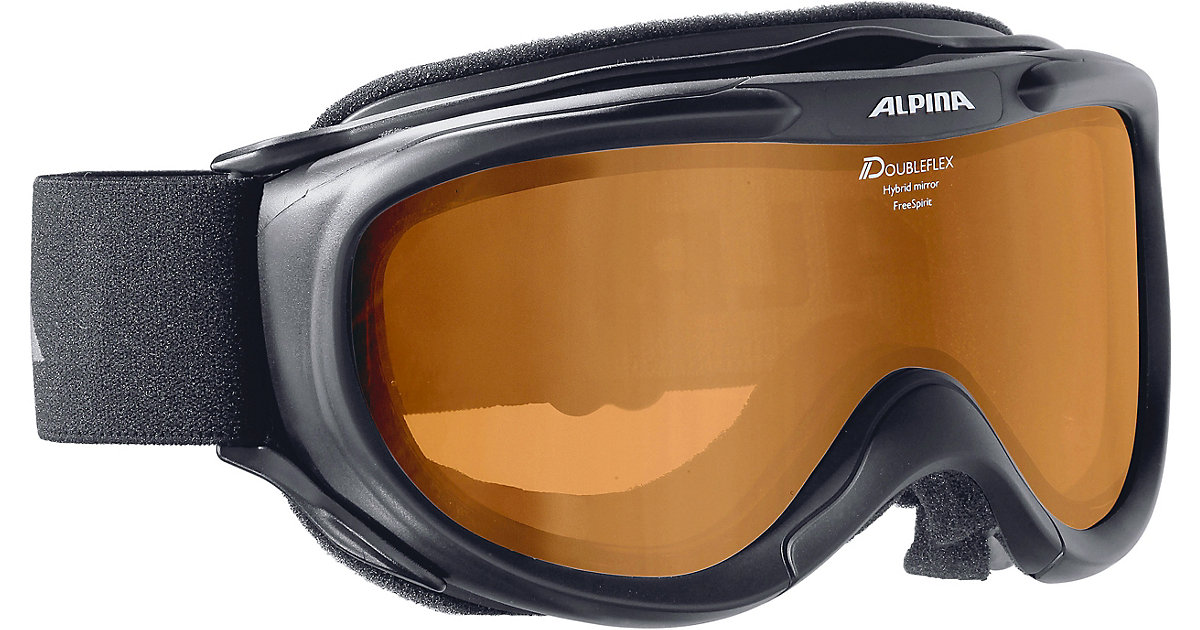 Skibrille Freespirit HM mehrfarbig