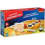 Аэрохоккей Bondibon «Улетный гол» с двумя воротами