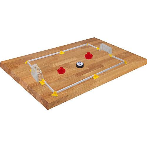Аэрохоккей Bondibon «Улетный гол» с двумя воротами от Bondibon