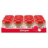 Пюре Semper цветная капуста с 4 мес, 12 шт х 80 г