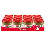 Пюре Semper брокколи с 4 мес, 12 шт х 80 г