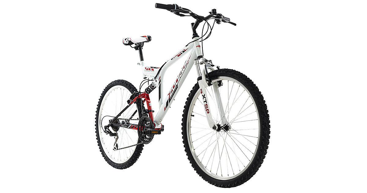 Image of KS Cycling Mountainbike Fully 26 Zoll Zodiac 21 Gänge, Zoll, 48 cm