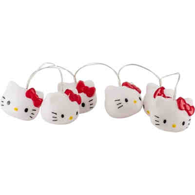 HELLO KITTY - Lichterkette Hello Kitty, 1,2 m